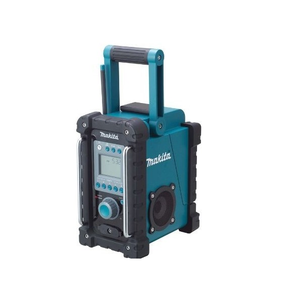 Makita radio de chantier bmr 100 abm outillages - Radio de chantier makita ...