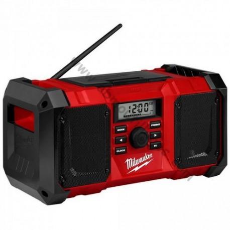 Milwaukee Radio de chantier M18 JSR-0
