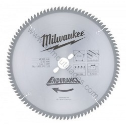 Milwaukee lame de scie radial 305mm 96dents