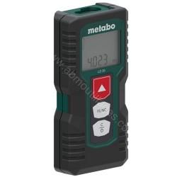 Télémètre laser METABO LD30