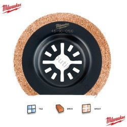 Milwaukee lame carbure pour Multi-tool