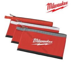 Milwaukee trousses zippées