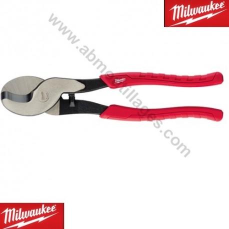 Milwaukee pince coupe câble