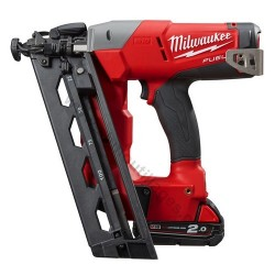 Milwaukee cloueur de finition M18 CN 16GA-202X