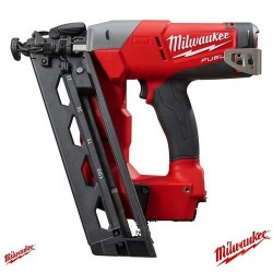 Milwaukee cloueur de finition M18 CN 16GA-0X