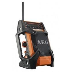 AEG Radio de chantier BR12-18C