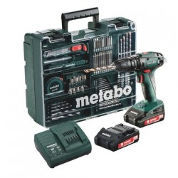 Metabo perceuse percussion SB 18 accessoires
