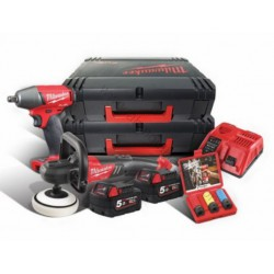 Milwaukee M18 FPP2L-502X