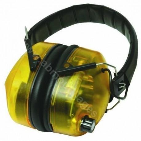 Casque anti-bruit électronique SNR