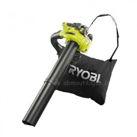 Ryobi Souffleur aspiro-broyeur RBV26B THERMIQUE 26 CM³