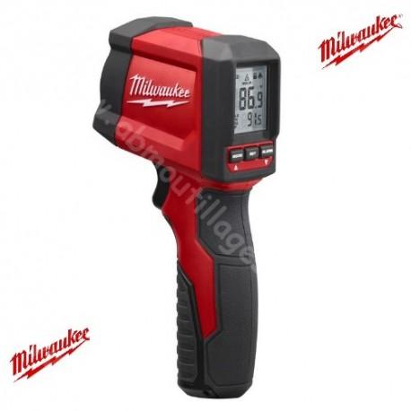 Milwaukee thermomètre infrarouge à visée laser 2267-40