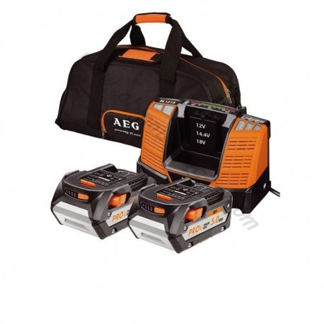 AEG batterie 18 volt Pack énergie SETLL 1850BL