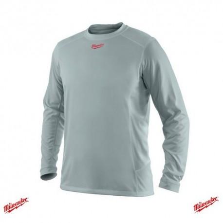 Milwaukee T-shirt Manche longues Jaune fluo