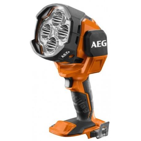 AEG Lampe torche LED BTL18-0