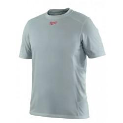 Milwaukee T-shirt Manche court Jaune fluo ou gris