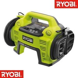 Ryobi GONFLEUR - COMPRESSEUR 18 V ONE+ R18I-0