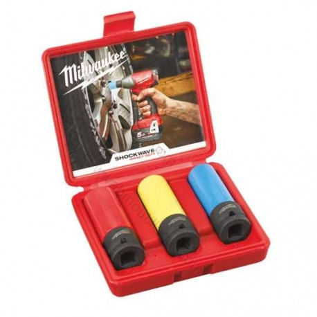 Milwaukee set de douilles pour automobile