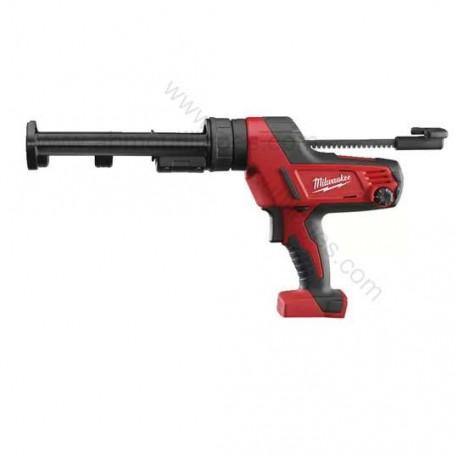MILWAUKEE Pistolet extrudeur C18 PGC/310C-0B