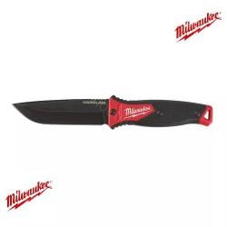 Milwaukee couteau HARDLINE à lame fixe