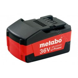 Metabo batteries Li-Ion 36 Volt 1.5 Ah 625453000