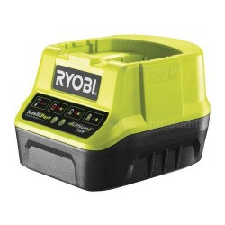 Ryobi CHARGEUR RAPIDE 2,0 A LITHIUM-ION 18V ONE+