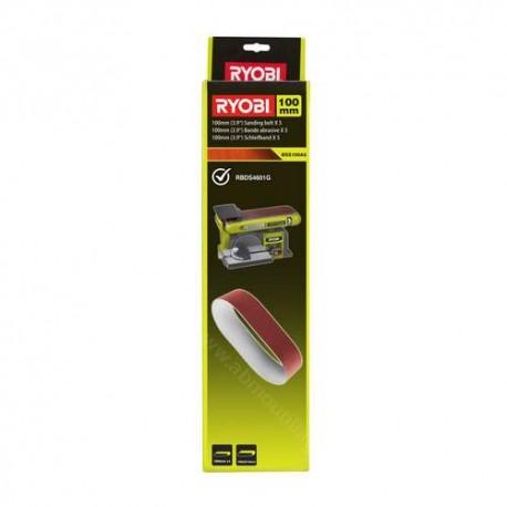 Ryobi bande abrasifs pour RBDS4601G