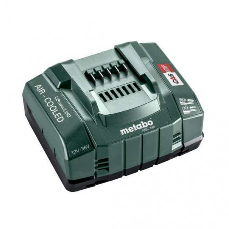 Metabo chargeur ASC 145, 12-36 Volts