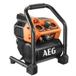AEG compresseur de chantier à batterie BK18-38BL