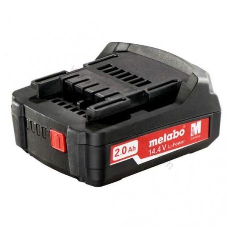 Metabo Bloc batterie 14,4 V, 2,0 Ah, Li-Ion