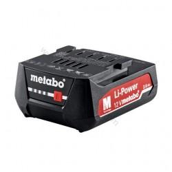 Metabo Bloc batterie 12V, 2,2 Ah, Li-Ion