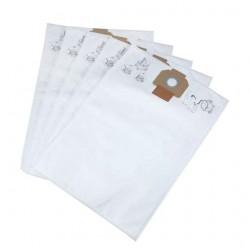 Sacs à poussière tissus pour aspirateur AS30 / 42 de milwaukee