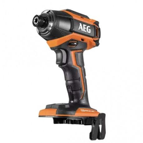 AEG Visseuse à chocs brushless 18V 6 modes BSS 18B6-0