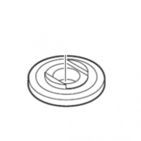 AEG Flasque de serrage pour meuleuse WS12 125 XE