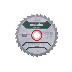 Metabo lame de scie circulaire pour scie de table
