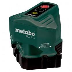 Metabo Laser à lignes de sol BLL-2-15