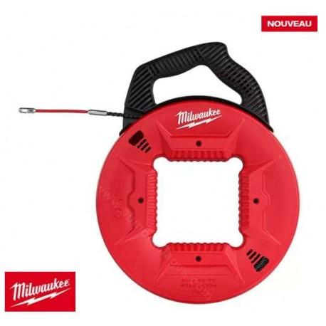 Milwaukee dévidoir tir fil nylon 15 mètres