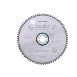 Metabo lame de scie MULTI CUT 315 X 30, Z96 FZ/TZ, 5° NÉG