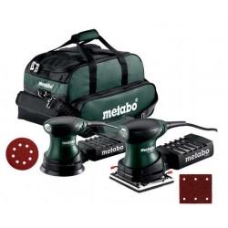 METABO pack Ponceuse Set FSR 200 + FSX 200