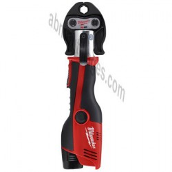 Milwaukee Sertisseuse à batterie M12 HPT-202C U set