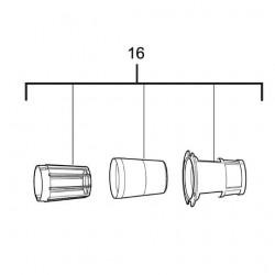 Filtre pour aspirateur AEG BHSS18-0