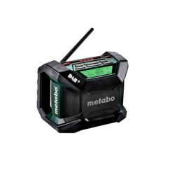 METABO RADIO DE CHANTIER SANS FIL R 12-18 DAB+ BT