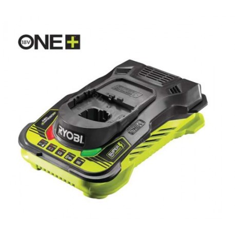 Ryobi Chargeur ultra rapide Lithium 18V ONE+ RC18150