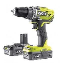RYOBI perceuse / visseuse brushless R18DD7-220S