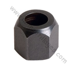 Écrou de pince de serrage pour défonceuse ryobi RRT1600-K