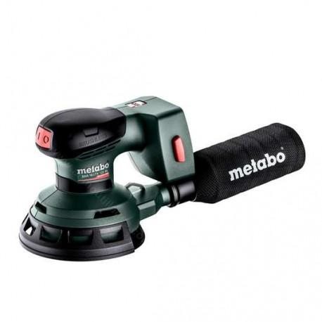 METABO SXA 18 LTX 125 BL ponceuses excentriques sans fil