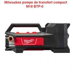 Milwaukee pompe de transfert compact M18 BTP-0