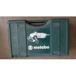 Metabo coffret plastique pour meuleuse WE 9-125 Quick