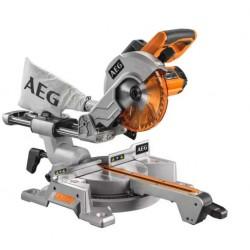 AEG Scie à onglet radiale diamètre 216 mm PS 216 L3