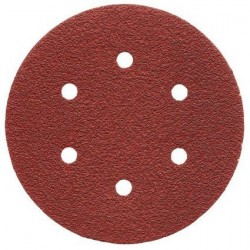 Metabo feuille abrasives auto agrippant diamètre 80 mm