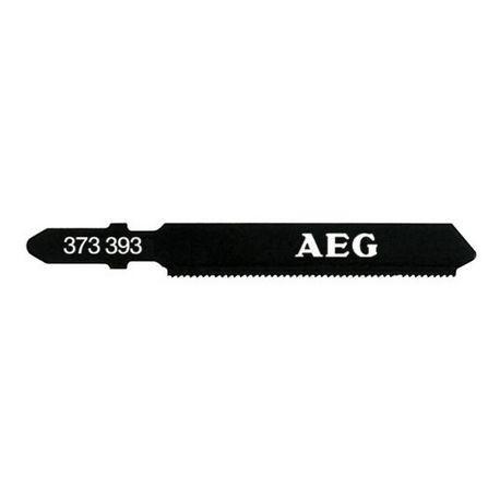 AEG Pack de 2 lames pour le metal - Spéciale Inox